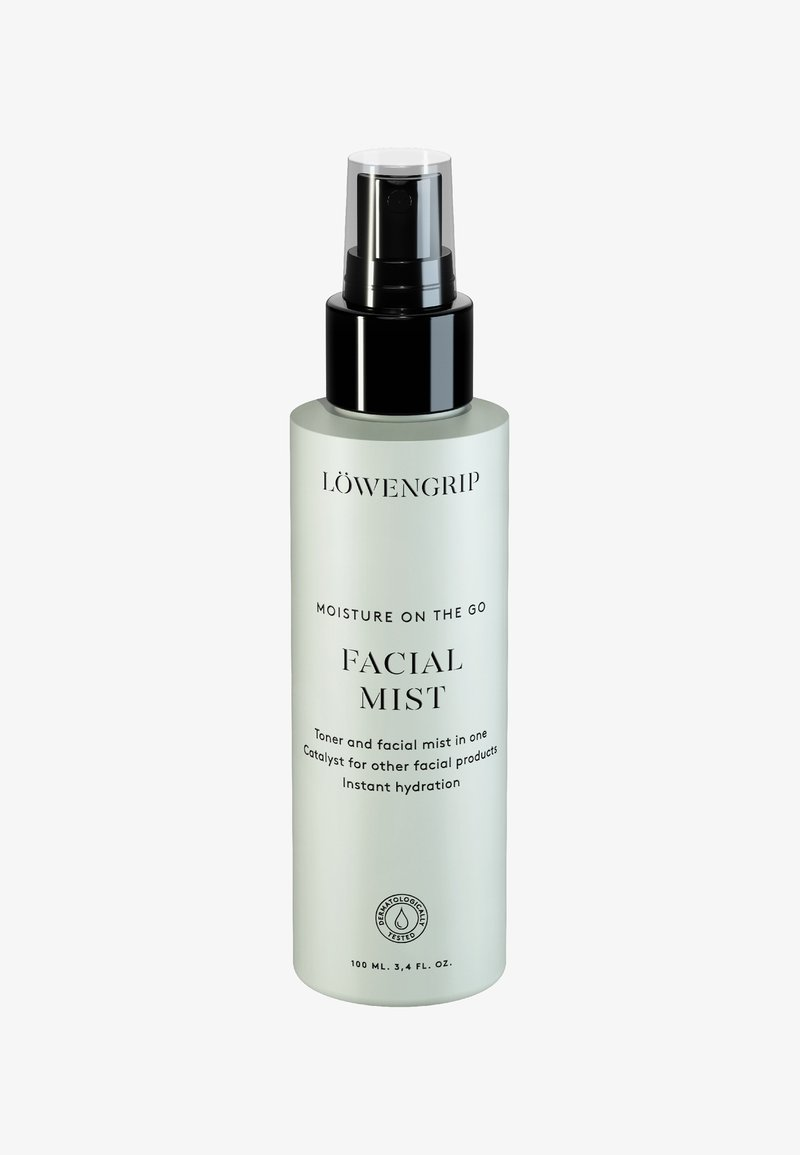 Löwengrip - MOISTURE ON THE GO - FACIAL MIST 100ML - Dagkräm - -