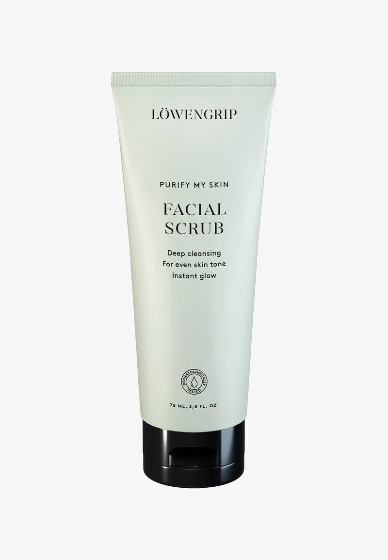 Löwengrip - PURIFY MY SKIN - FACIAL SCRUB 75ML - Face scrub - -