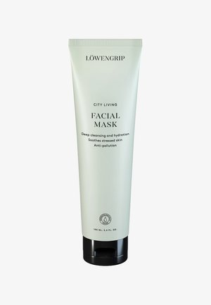 CITY LIVING - FACIAL MASK 100ML - Maschera viso - -