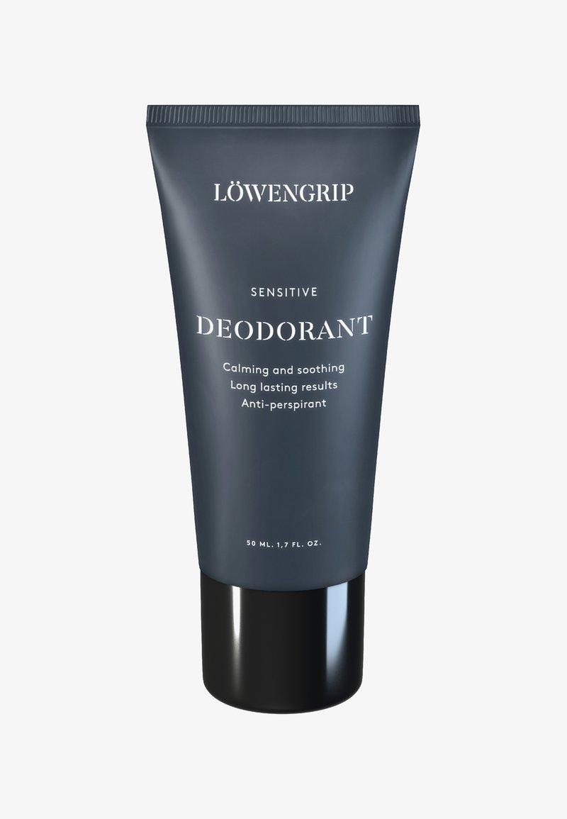Löwengrip - SENSITIVE - DEODORANT 50ML - Deodorant - -