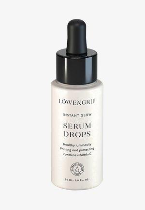 INSTANT GLOW - SERUM DROPS - Sérum - -