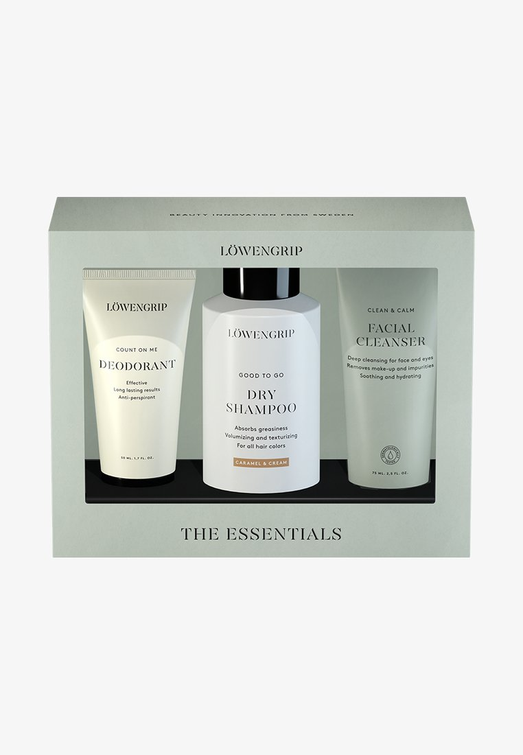 Löwengrip - LÖWENGRIP - THE ESSENTIALS - Skincare set - -