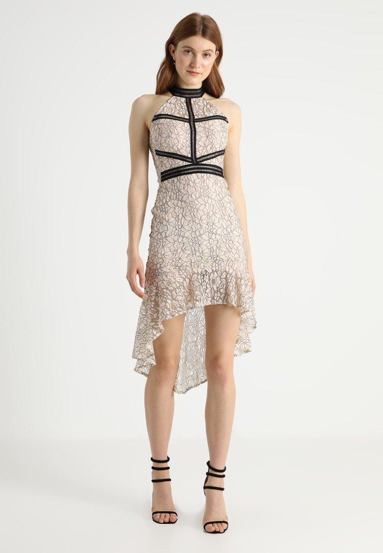 Lipstick boutique - SHEILLE - Koktejlové šaty/ šaty na párty - nude
