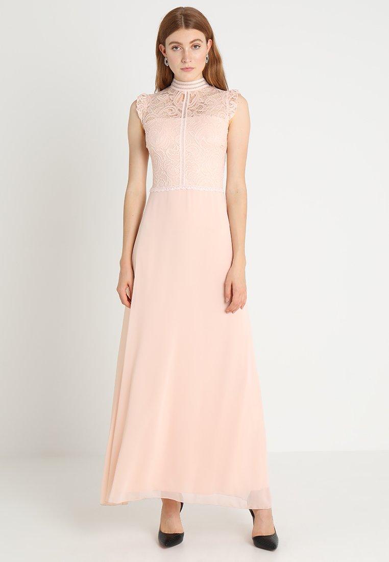 Lipstick boutique - PAULINE - Společenské šaty - rose
