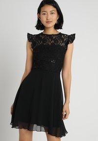 Lipstick boutique - KILA - Koktejlové šaty/ šaty na párty - black - 0
