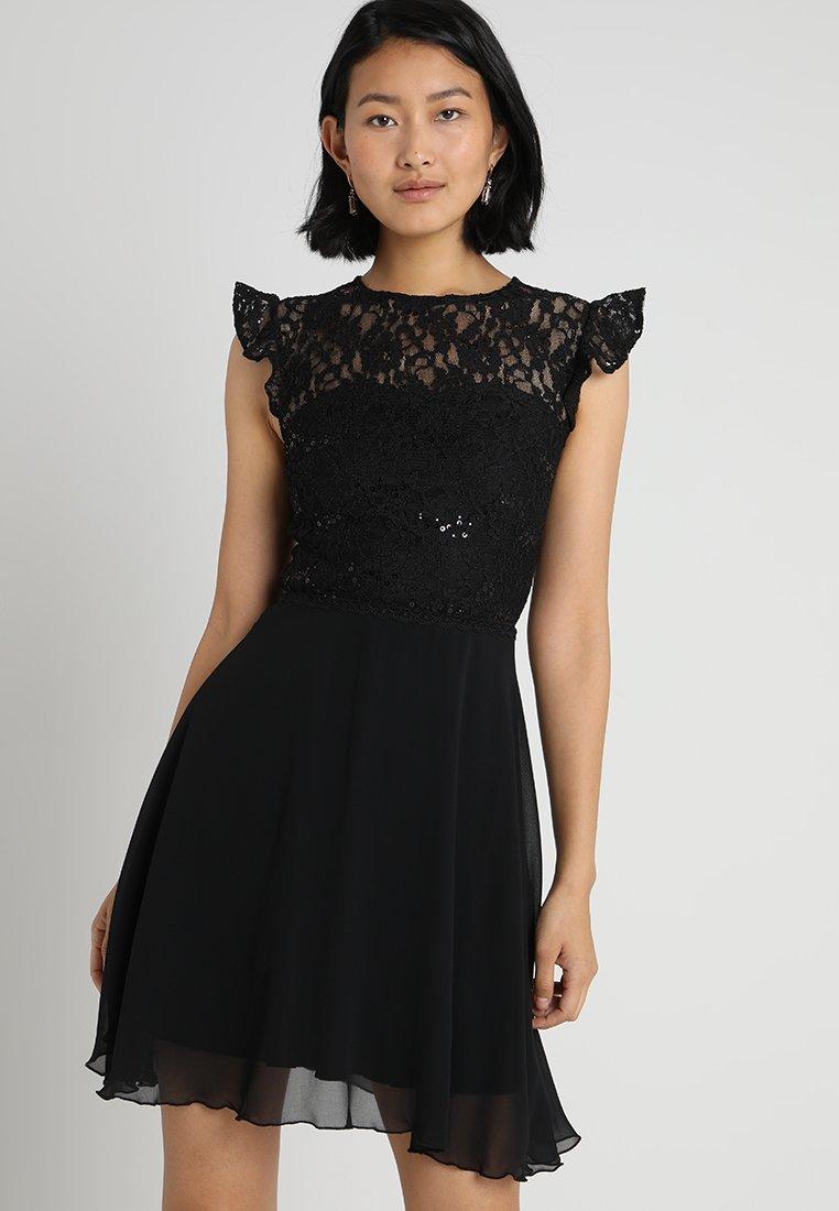 Lipstick boutique - KILA - Koktejlové šaty/ šaty na párty - black