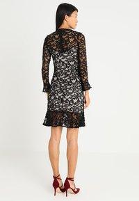 Lipstick boutique - DEE - Koktejlové šaty/ šaty na párty - black/nude - 3
