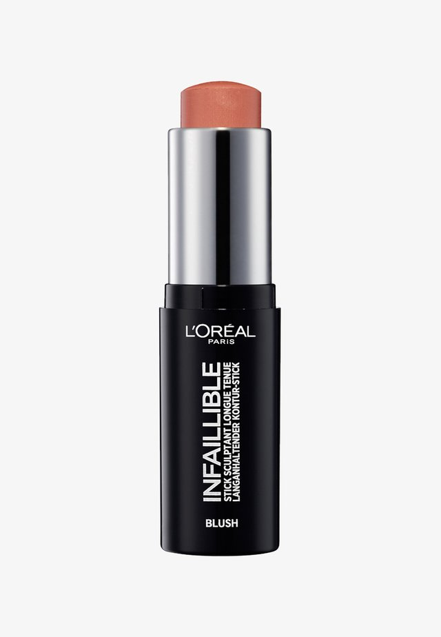 INFAILLIBLE CONTOUR STICK BLUSH - Rouge - 02 nude in rose