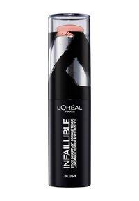 L'Oréal Paris - INFAILLIBLE CONTOUR STICK BLUSH - Blusher - 01 sexy flush - 1