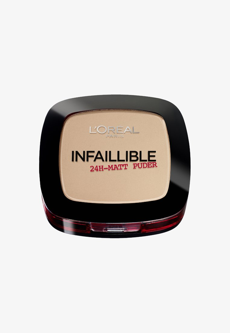 L'Oréal Paris - INFAILLIBLE POWDER - Puder - 225 beige