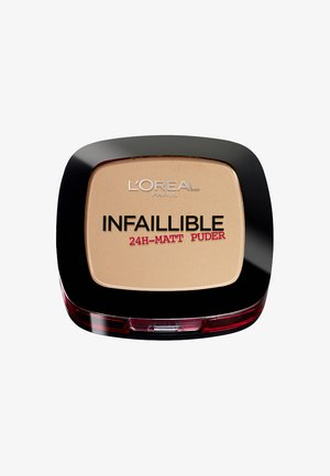 INFAILLIBLE POWDER - Puder - 245 warm sand