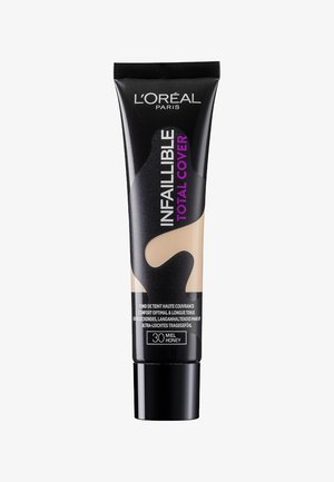 INFAILLIBLE TOTAL COVER FOUNDATION - Foundation - 30 miel
