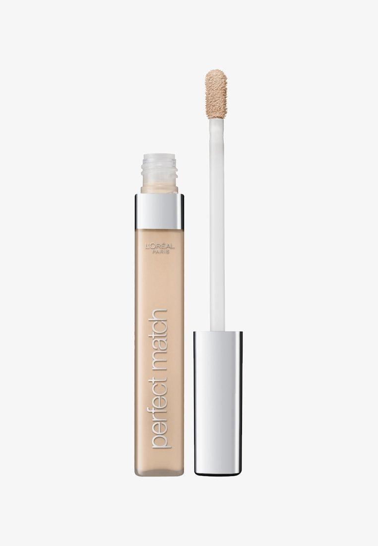 L'Oréal Paris - PERFECT MATCH CONCEALER - Concealer - 1r/1c ivoire