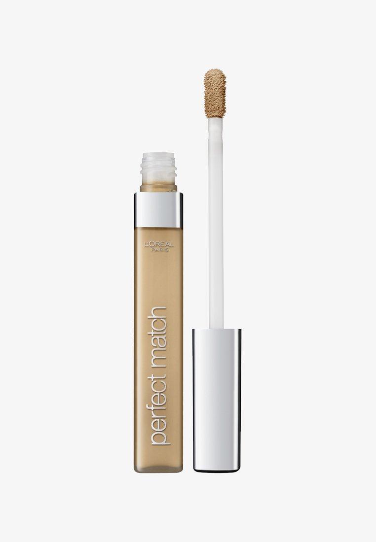 L'Oréal Paris - PERFECT MATCH CONCEALER - Concealer - 6d/6w mitl d'or