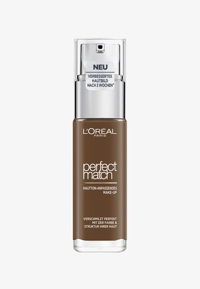 PERFECT MATCH MAKE-UP - Foundation - 10.R/10.C espresso