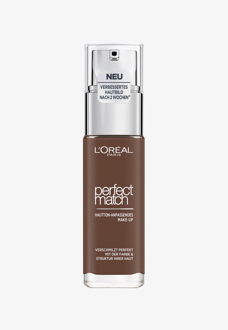 L'Oréal Paris - PERFECT MATCH MAKE-UP - Foundation - 11n dark coffee