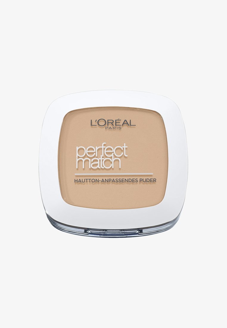 L'Oréal Paris - PERFECT MATCH POWDER - Pudder - 5w golden sand