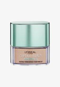 L'Oréal Paris - PERFECT MATCH MINERALS - Poudre - 3n beige creme - 0