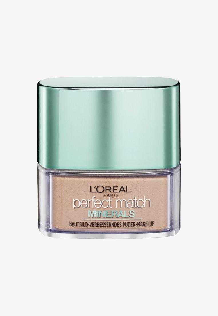 L'Oréal Paris - PERFECT MATCH MINERALS - Poudre - 3n beige creme