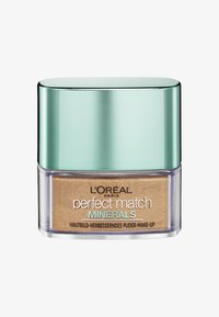 L'Oréal Paris - PERFECT MATCH MINERALS - Puder - 5d/5w caramel - 0