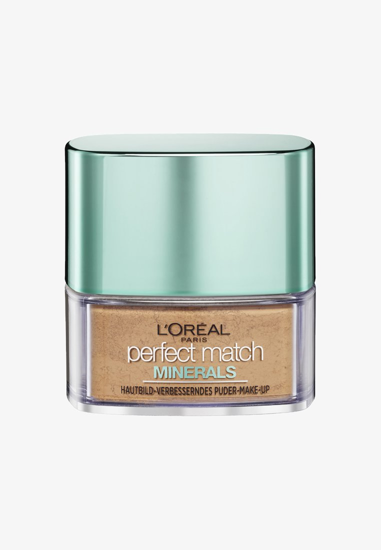 L'Oréal Paris - PERFECT MATCH MINERALS - Puder - 5d/5w caramel
