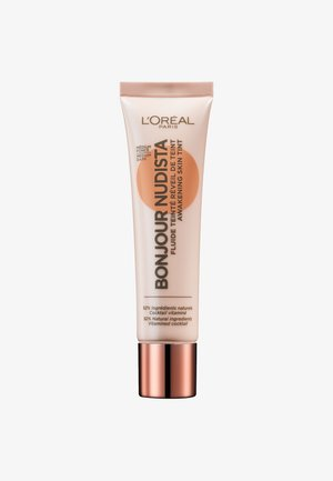BONJOUR NUDISTA AWAKENING SKIN - BB Cream - medium dark