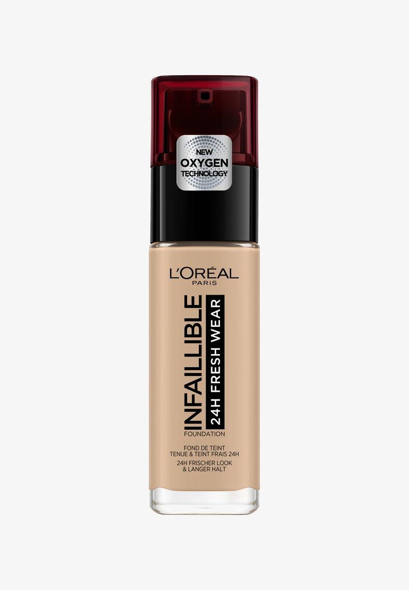 L'Oréal Paris - INFAILLIBLE 24H FRESH WEAR MAKE-UP - Foundation - 145 rose beige
