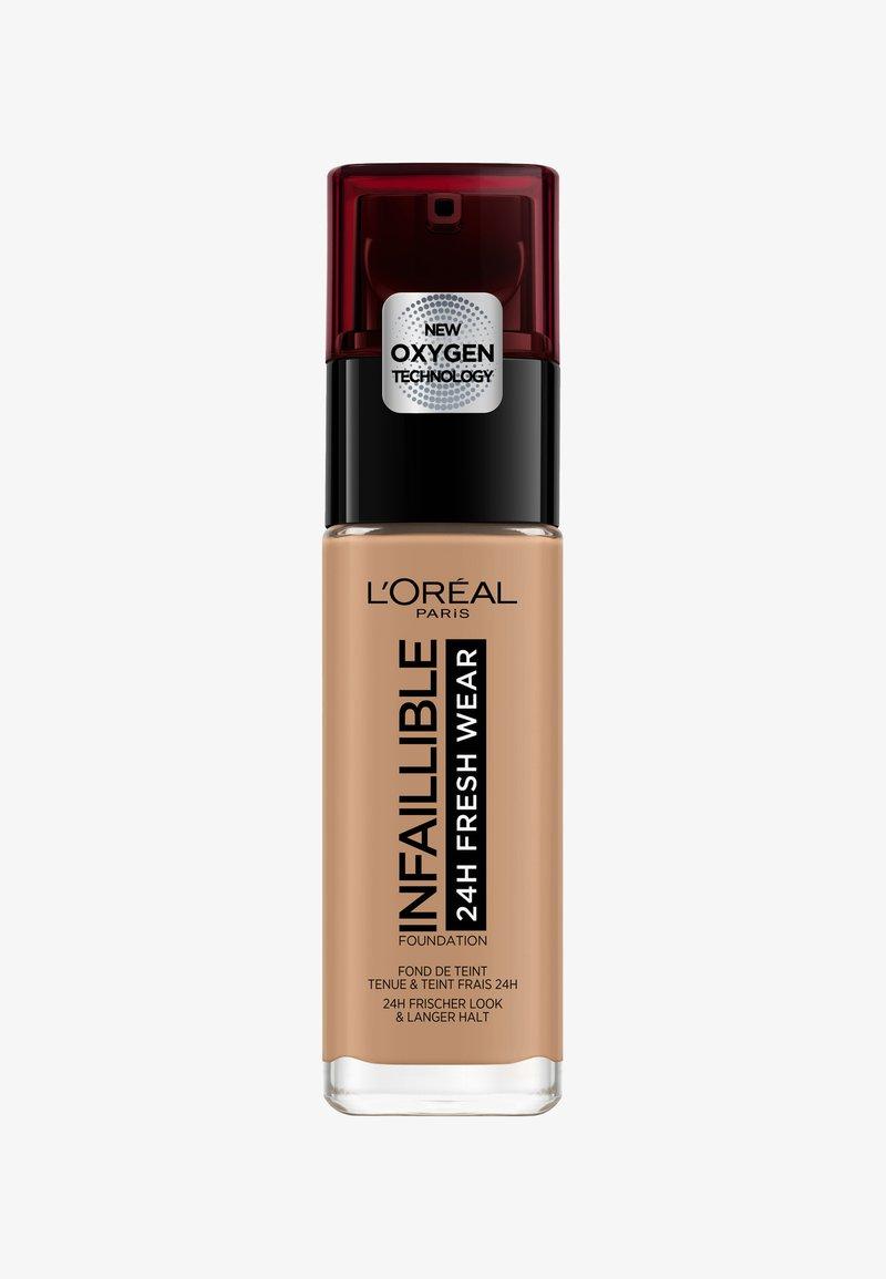 L'Oréal Paris - INFAILLIBLE 24H FRESH WEAR MAKE-UP - Fond de teint - 235 honey