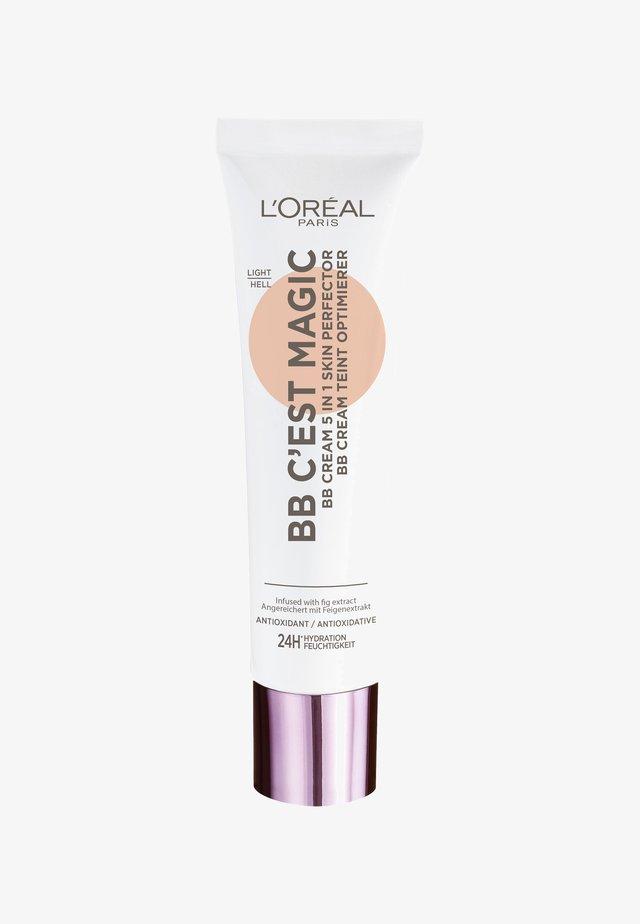 BB BLEMISH BALM CREAM BB C'EST MAGIQUE - BB cream - 02 light