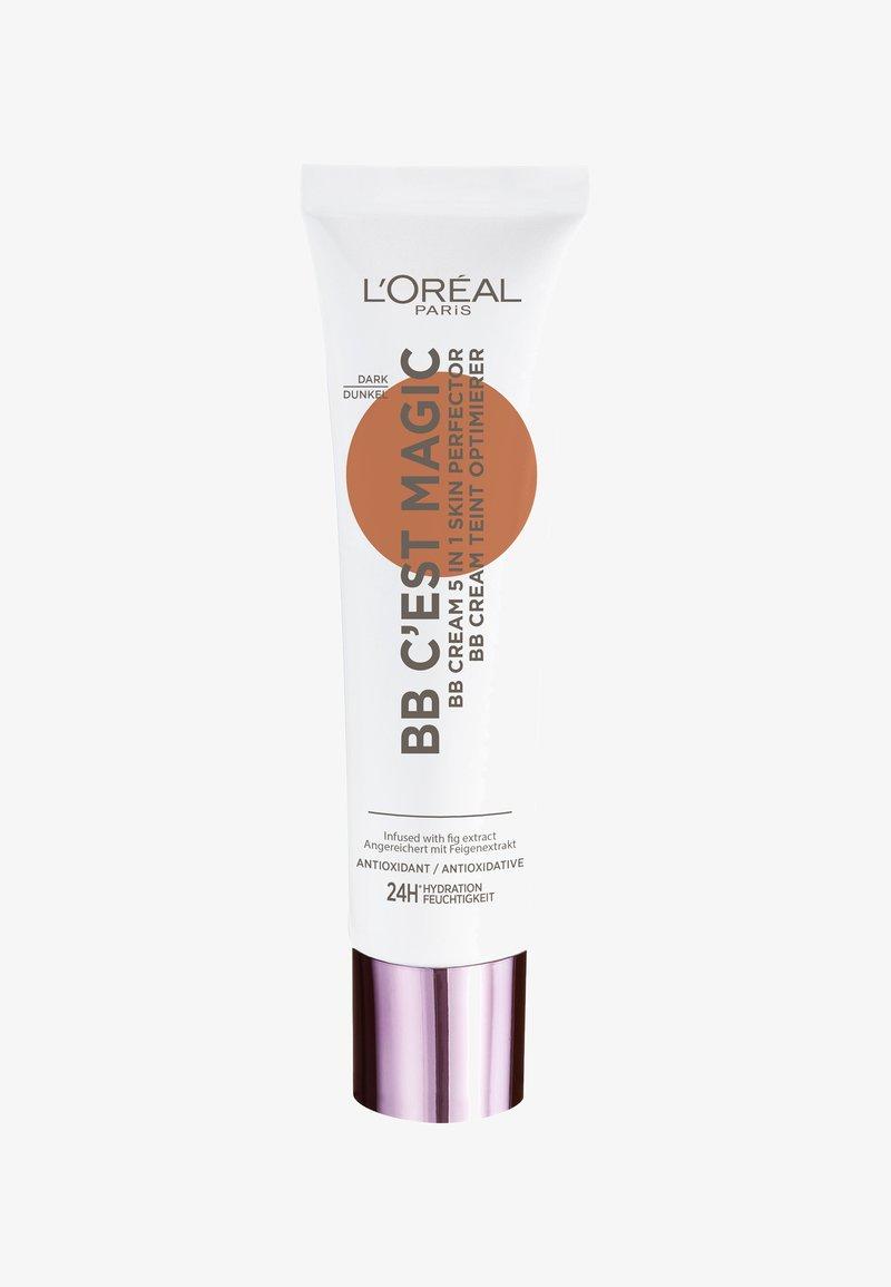 L'Oréal Paris - BB BLEMISH BALM CREAM BB C'EST MAGIQUE - BB crème - 05 dark