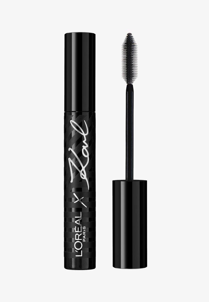 L'Oréal Paris - KARL LAGERFELD MASCARA - Mascara - black