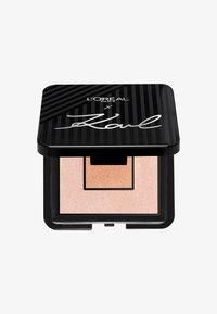 L'Oréal Paris - KARL LAGERFELD HIGHLIGHT PALETTE - Highlighter - - - 0