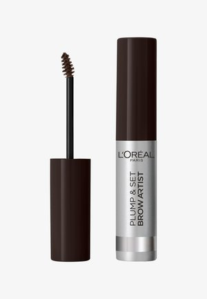 BROW ARTIST PLUMP & SET - Gel sopracciglia - ebony
