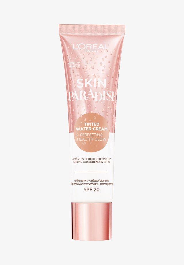 SKIN PARADISE - Tinted moisturiser - 04 medium