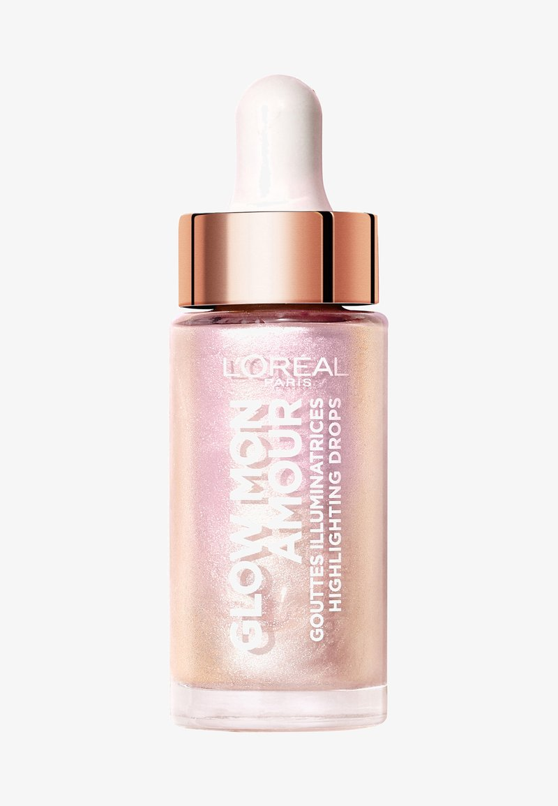 L'Oréal Paris - GLOW MON AMOUR HIGHLIGHTING DROPS - Highlighter - 05 icoconic glow