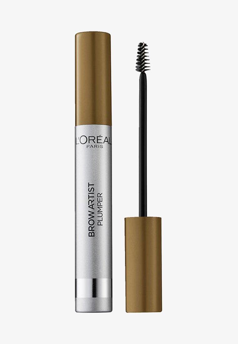 L'Oréal Paris - BROW ARTIST PLUMPER - Eyebrow gel - 02 medium light