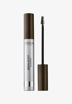 BROW ARTIST PLUMPER - Eyebrow gel - 04 medium dark