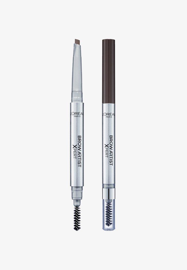 L'Oréal Paris - BROW ARTIST XPERT - Crayon sourciles - 106 grey brunette