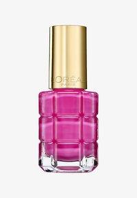 L'Oréal Paris - COLOR RICHE LE VERNIS L'HUILE - Nagellack - 228 rose bouquet - 0