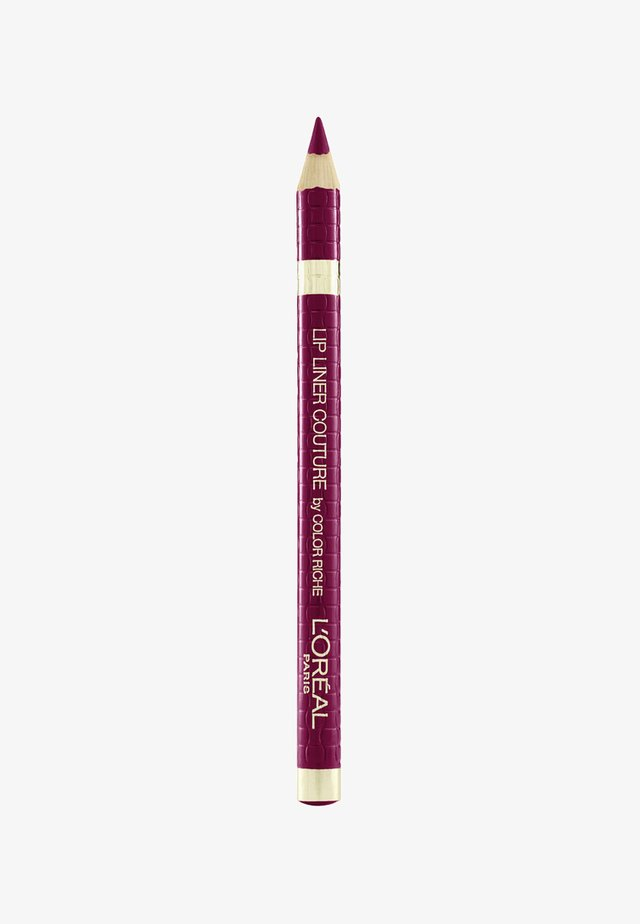 COLOR RICHE LIPLINER - Läppenna - 374