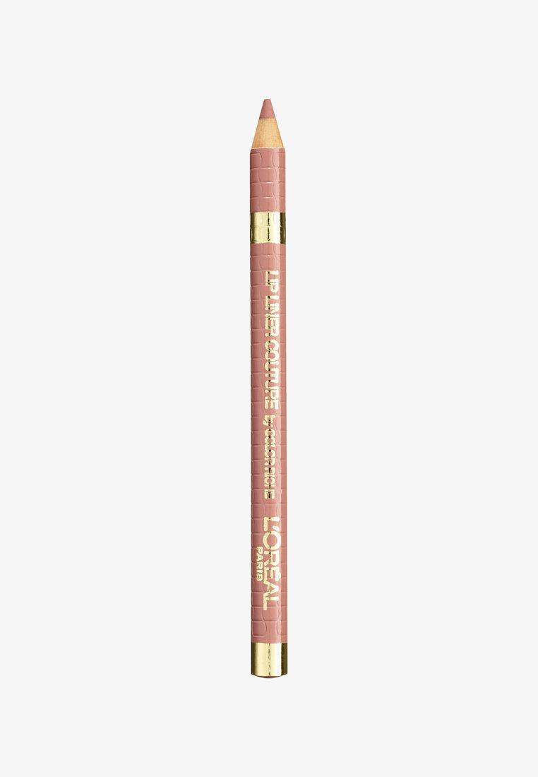 L'Oréal Paris - COLOR RICHE LIPLINER - Crayon à lèvres - 630