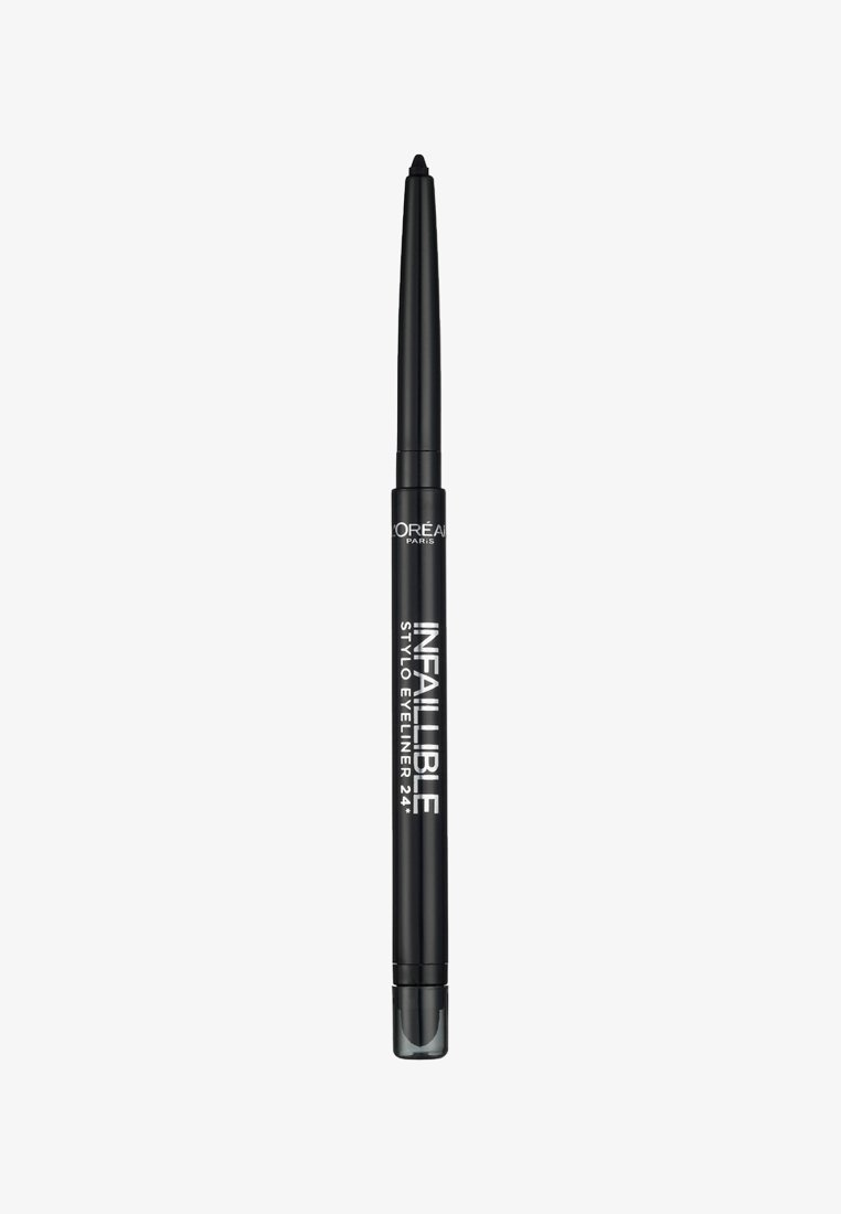 L'Oréal Paris - INFAILLIBLE EYELINER - Eyeliner - 301 night & day black