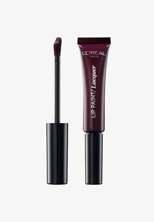 INFAILLIBLE LAQUER LIP PAINT - Läppglans - 110 dracula blood