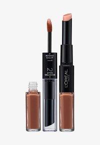 L'Oréal Paris - INFAILLIBLE X3 LIPSTICK - Lippenstift - 114 ever nude - 0