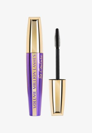 VOLUME MILLION LASHES - Tusz do rzęs - so couture black