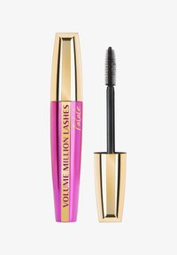 L'Oréal Paris - VOLUME MILLION LASHES - Mascara - fatale black - 0