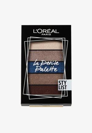 LA PETITE PALETTE - Eyeshadow palette - 4 stylist