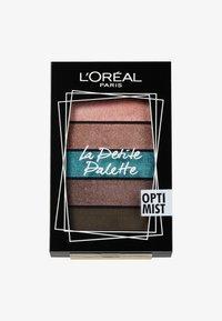 L'Oréal Paris - LA PETITE PALETTE - Palette fard à paupière - 3 optimist - 0