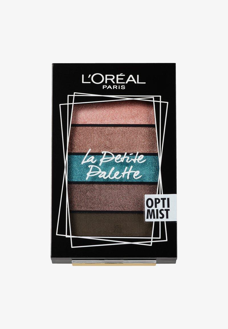 LOréal Paris La Petite Palette Mini Lidschattenpalette - Feminist