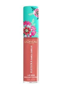 L'Oréal Paris - LIP DEW CAMILA - Flüssiger Lippenstift - 02 seredinpity - 1